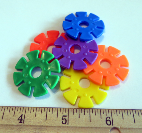 Flower Wheels