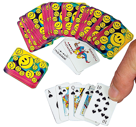Smile Mini Cards