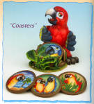 Whimsical Coaster Sets!